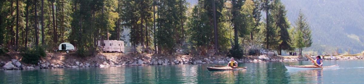 Northern Teardrop Trailer