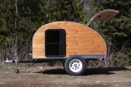 5x8 Woody with High clearance pkg (incl fenders not shown)