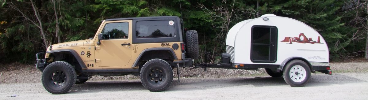 Buy The Best Teardrop Trailer - Teardrop Trailer Jeep