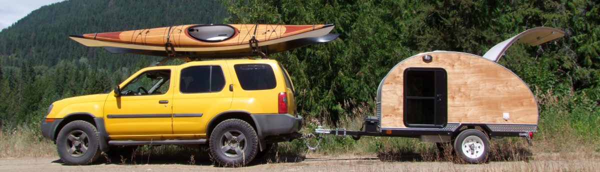 Northern Teardrop Trailer